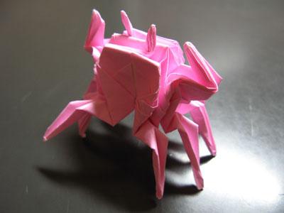 ハート 折り紙:凄い折り紙折り方-cha.la.coocan.jp